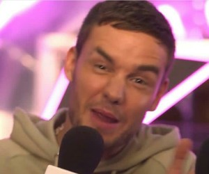 meme, reactions, and liam payne image