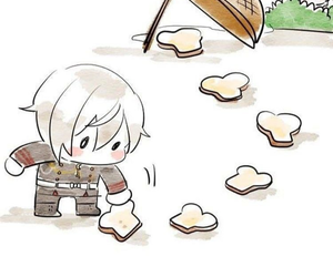 bread, shinya, and hiragi image