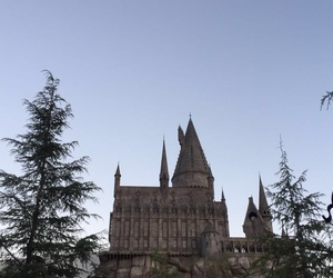 christmas, hogwarts, and video image