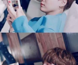 army, 방탄소년단, and 윤기 image