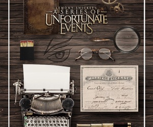 A Series of Unfortunate Events and netflix image