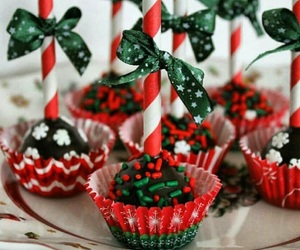 cake, christmas, and delicious image