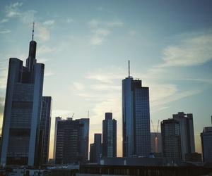 city, germany, and frankfurt image
