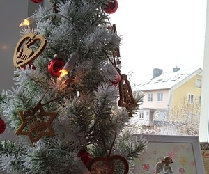 advent, winter, and schön image