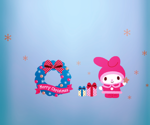 iphone, wallpaper, and mymelody image