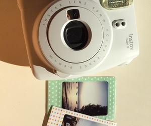 heart, picture, and instax image