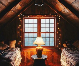 home, bedroom, and autumn image