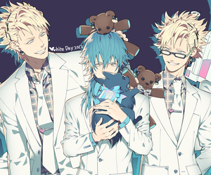 trip, virus, and dramatical murder image