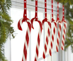 christmas, candy cane, and holiday image