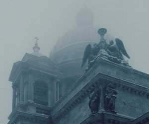 architecture and Saint-Petersburg image