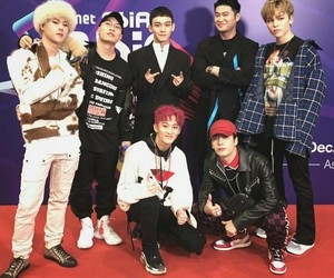 kpop, Seventeen, and Chen image