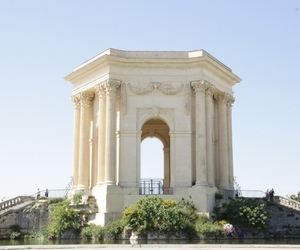 city, france, and montpellier image