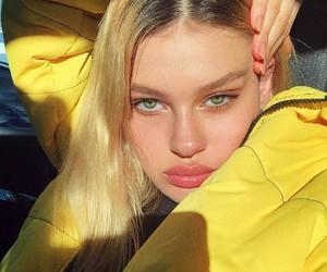 nicola peltz, yellow, and blonde image
