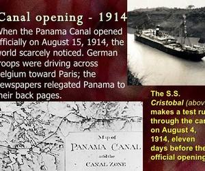 canal panama image