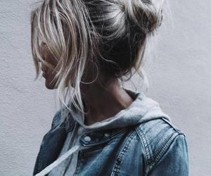 braided hair, braids, and hair image