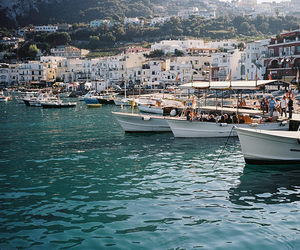 capri and italy image