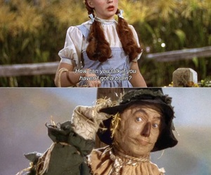 quotes, movie, and The wizard of OZ image