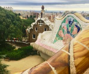 Barcelona, mosaic, and spain image