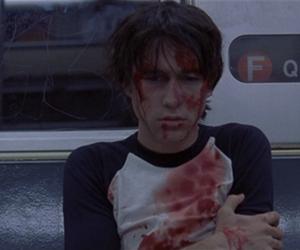 blood, mysterious skin, and Joseph Gordon-Levitt image
