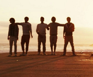 1d, one direction, and what makes you beautiful image