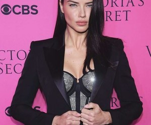Adriana Lima, cover, and models image