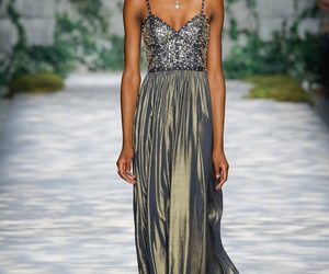 long dresses, haute couture gowns, and jenny packham 2018 image