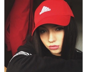 adidas, cap, and beauty image