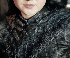 arya stark, got, and game of thrones image