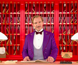 wes anderson, movie, and ralph fiennes image