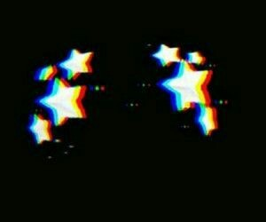 aesthetic and stars image