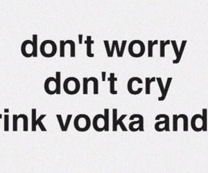 vodka, fly, and quotes image