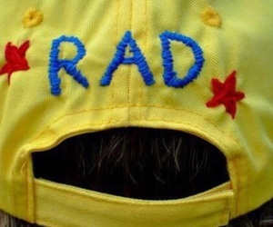 yellow, aesthetic, and rad image