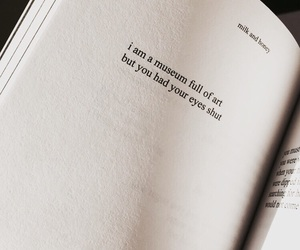 quotes, book, and art image
