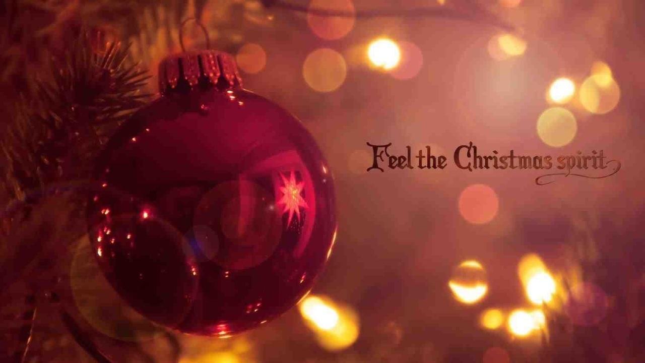 christmas, spirit, and lights image