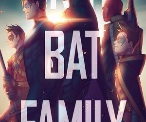 batman, bruce wayne, and red hood image