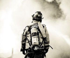 firefighter image