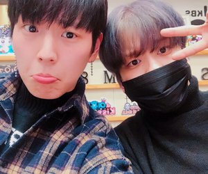 b.a.p, daehyun, and himchan image