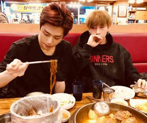 lq, hyungwon, and changkyun image