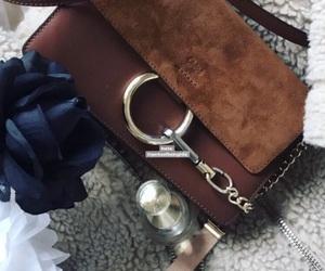 bag, chloe, and perfume image