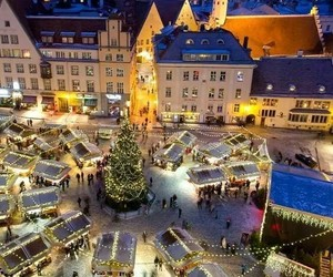 arquitectura, rincon con encanto, and mercadillo navideño image