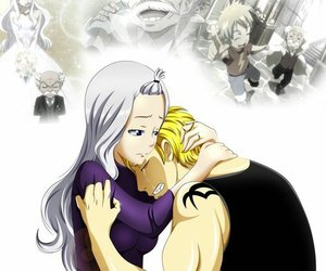 miraxus, fairy tail, and mirajane strauss image