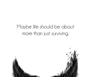 surviving and the 100 image