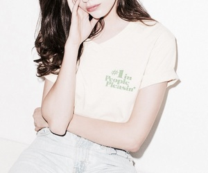 fashion, girl, and sonia ben ammar image