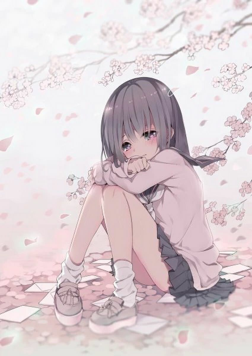 Girl cute crying uploaded by Aspect of Twilight