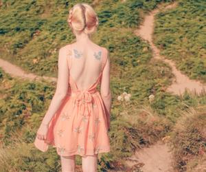 lolita, Tattoos, and nymphea image