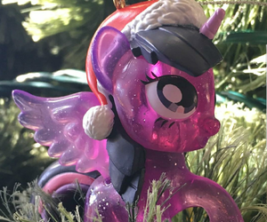 christmas, christmas tree, and girly image