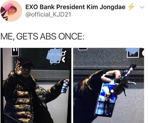 exo, kpop, and kpop meme image