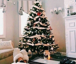 christmas, excited, and happiness image