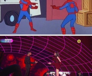kpop, spider-man, and Taemin image