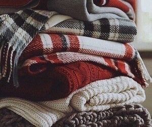 autumn, clothes, and winter image